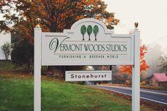 Vermont Woods Studios, furnishing a greener world.