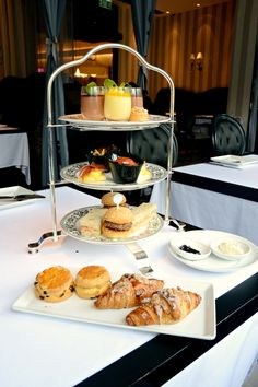 Afternoon Tea @ LE SALON Restaurant et Croissanterie