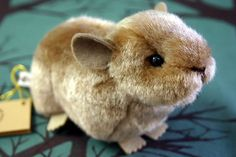 Pika stuffed animal