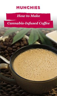 Bulletproof coffee, a potent morning performance enhancer, just got upgraded with a cannabis/caffeine buzz.