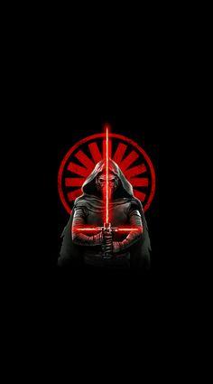 Vader Wallpaper, Kylo Ren Wallpaper, Star Wars Wallpaper, Cool Wallpaper, Star Wars Fan Art, Star Wars Kylo Ren, Star Wars Film, Assasin Creed Unity, Star Wars History