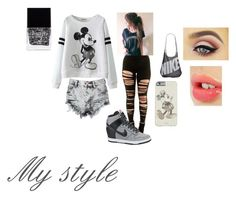 """""""my syle"""" by raven-is-awesome on Polyvore"""