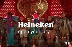CAMPAIGNS W+K Amsterdam Gives Insider Tour for Heineken