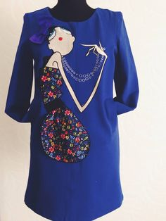 Blue hues for rainy days. but at www.cheris.ro