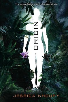 Origin by Jessica Khoury...also explores some very deep topics, haunting, and set in the Amazon! *squeal*
