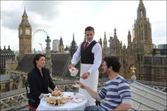 Inspirujące miejsca do picia herbaty Lipton, byliście? :)