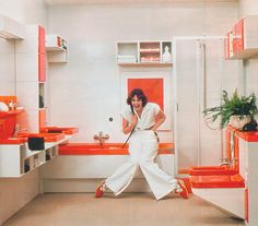 A Decoração dos Anos 70 - Design Innova