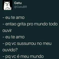 Aaaah a vai que eu tua. Sense Of Life, Funny Memes, Jokes, Tumblr Love, Dark Thoughts, Truth Of Life, Love You, My Love, Some Quotes