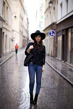 Las bloggers con mas estilo   Galería de fotos 1 de 30   Glamour Mexico