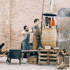 How Rooftop Smokehouse Brought Smoky, Meaty Mayhem to Barcelona