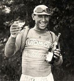Lucien Buysse winner of the Tour de France 1926.