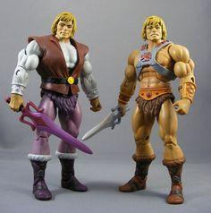 Prince Adam & He-Man