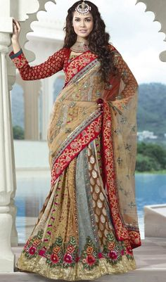 Indian Wedding Dresses 8