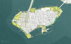 Atelier Loidl (2016): Hintere Insel Lindau - Gartenschau und städtebauliche Entwicklung, Lindau (Bodensee) (DE), via competitionline.com