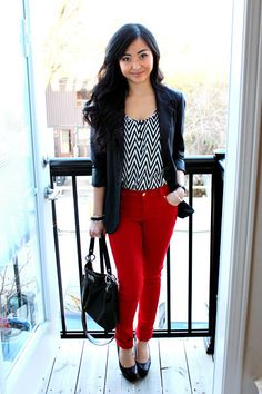 Black-forever-21-blazer-black-coach-bag-red-pants-zig-zag-h-m-top_400
