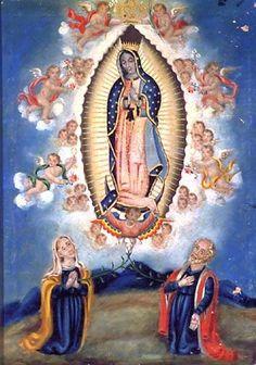 Notre-Dame de Guadalupe | www.sancta.org