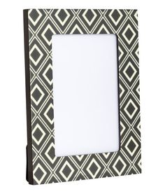 Patterned Picture Frame   Product Detail   H&M