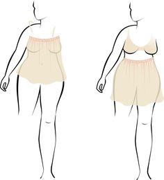 **** 5 patrons couture pour débutantes ET grandes tailles **** – Elodie BLUEB. Zara Tops, Couture Tops, Hui, Sewing Patterns, Ballet Skirt, Plus Size, Knitting, Outfits, Women