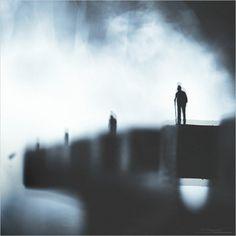 A long lonely journey by Menoevil.deviantart.com on @deviantART
