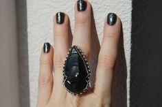 DIY Pamela Love Arrowhead Ring by Chic Steals