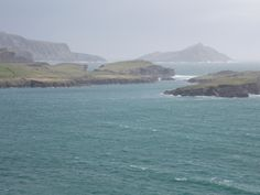 Sea view near Portmagee, Ireland