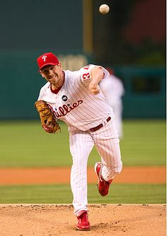 Cliff Lee   Waiting & countin down In Sarasota, Fla. for that big game!!!!!!!!!!!!!!!!!!