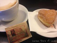Dubbini Cafè, Balduina Rome #cappuccino #Rome