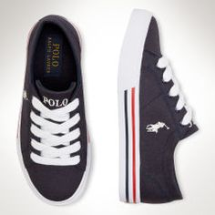 Scholar Sneaker - Little Kid Little Kid 10.5 - 3 - RalphLauren.com