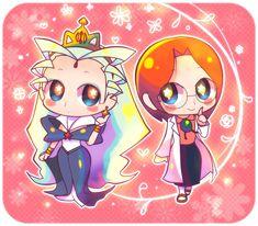 Tags: Fanart, Ojamajo DoReMi, Pixiv, Ooki, Yuki-sensei, Witch Queen