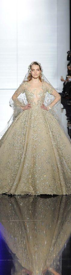 Spring 2015 Couture Zuhair Murad
