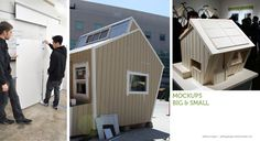 ZEM | sustainable micro home on Behance