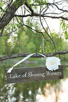 """There's also the Lake of Shining Waters, complete with a rowboat to recapture Gilbert's rescue of Anne. 