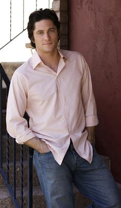 David Conrad. The only real reason to watch GHOST WHISPERER in my humblest opinion.