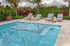 At Apex Pavers and Pools, we create stunning pools and surrounding decks that become the ultimate extension of your Florida home and lifestyle.