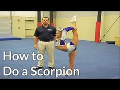 how to learn a back handspring at home