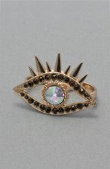 Dirty Pretty Things Evil Eye Gold
