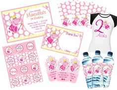 PEPPA Pig  Printable Party PACKAGE   by owlalwaysloveuprints, $20.00