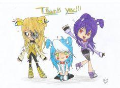 fnaf 1 2 3 - thank you!!!! by Danny127DJL.deviantart.com on @DeviantArt by me