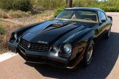 1979 Black Camaro Z28