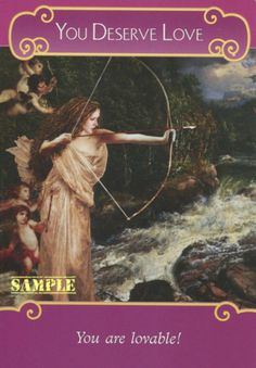 Free Online Angel Card Readings-The Romance Angels Oracle Cards By Angel Intuitive Doreen Virtue