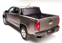 BAK BAKFlip F1 Truck Bed Cover GMC Canyon Chevy Colorado w/ 5' Bed (62 – Redline360 Chevrolet Colorado 2015, Truck Bed Covers, Chevy S10, Gmc Canyon, Tonneau Cover, Long Haul, W 6, Weather Conditions, In The Heights