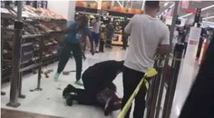 An off-duty Alabama police officer was caught on camera body-slamming a woman in Walmart in an altercation that cops say began because she wasn't wearing a facemask. Walmart Customers, Walmart Shoppers, Internal Affairs, People Of Walmart, Local Police, News Media, Slammed, Cops
