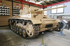 Panzerkampfwagen III Ausf. M (Sd.Kfz. 141/1) at Panzermuseum Munster