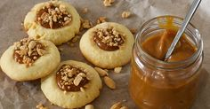 We Didn't Think Thumbprint Cookies Could Get Any Better, But Then We Tried These…
