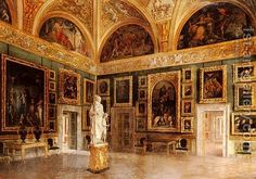 Pitti Palace in Florence   info on Italy and other places from blogger 'The Traveller' Visit lamoillehouse.com
