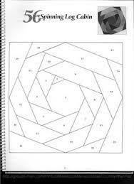 Resultado de imagem para molde para foundation paper piecing