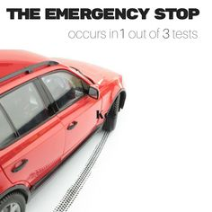 The emergency stop. What you need to know