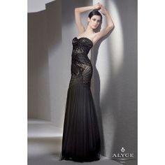 The Hottest Dress Designer hands down! Alyce Paris.  Check out their dresses at alyceparis.com Style 5494 #http://pinterest.com/alyceparis