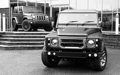 Chelsea Truck Company | Used Land Rover Defender | Used Jeep Wrangler | Used Mercedes-Benz G Class | Kahn Design.