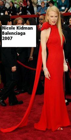 Nicole Kidmasn, Oscars 2007 red carpet